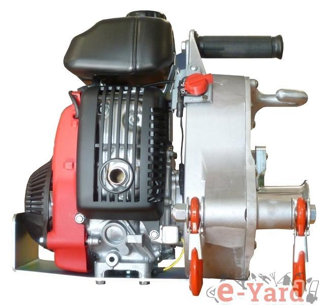 Високоскоростна бензинова лебедка за теглене и вдигане PCW5000-HS