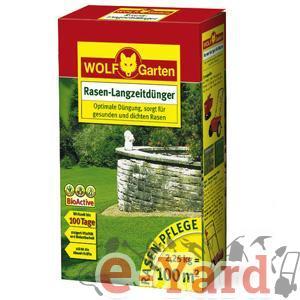 Тор за трева WOLF Garten LN/100