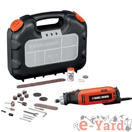 Шлайфмашина Black & Decker RT650KA