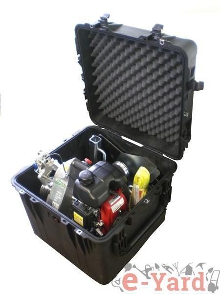 Херметическа кутия с обшивка PCA-0350
