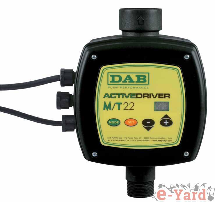 Електронен пресостат ACTIVE DRIVER 1.5 M/M DUAL
