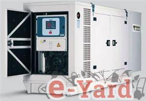 Обезшумен дизелов генератор AG45MS silent