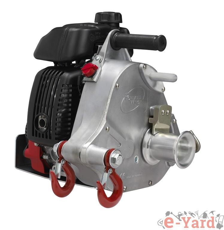 Бензинова лебедка за теглене и вдигане PCW5000