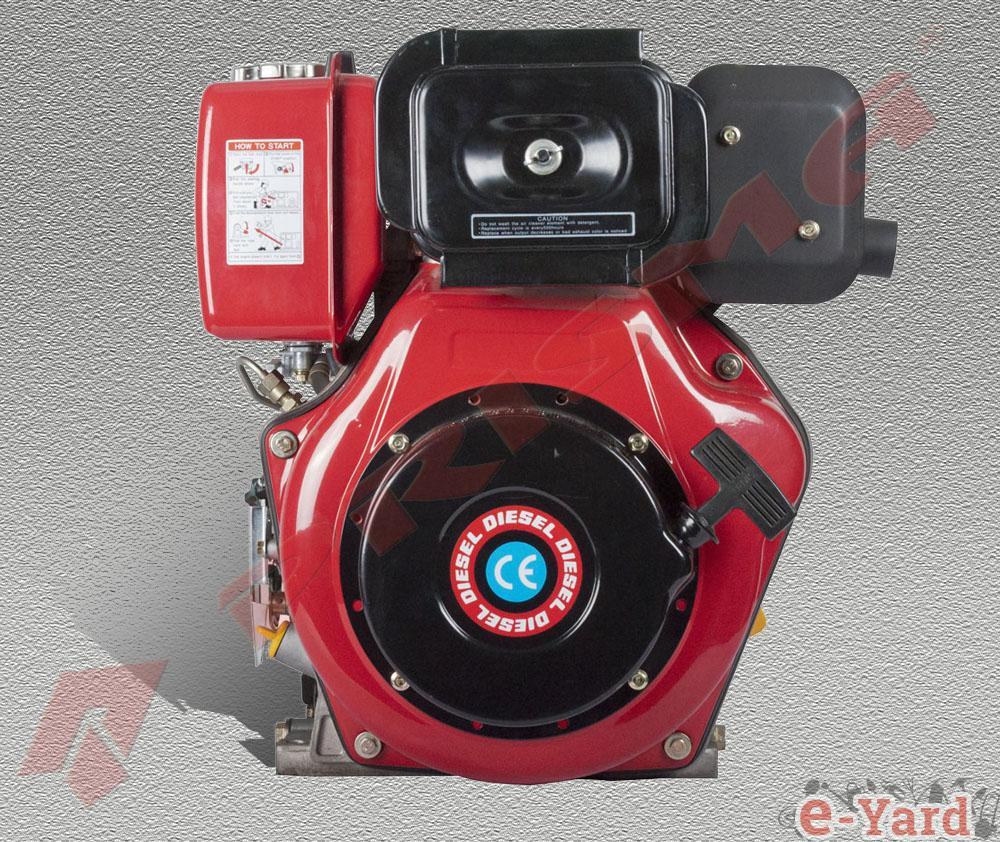 Дизелов двигател за косачка BCS 622 SUMEC SDE 186 FS