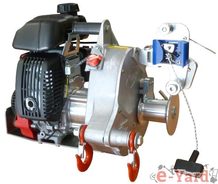 Бензинова лебедка за теглене и вдигане PCH1000