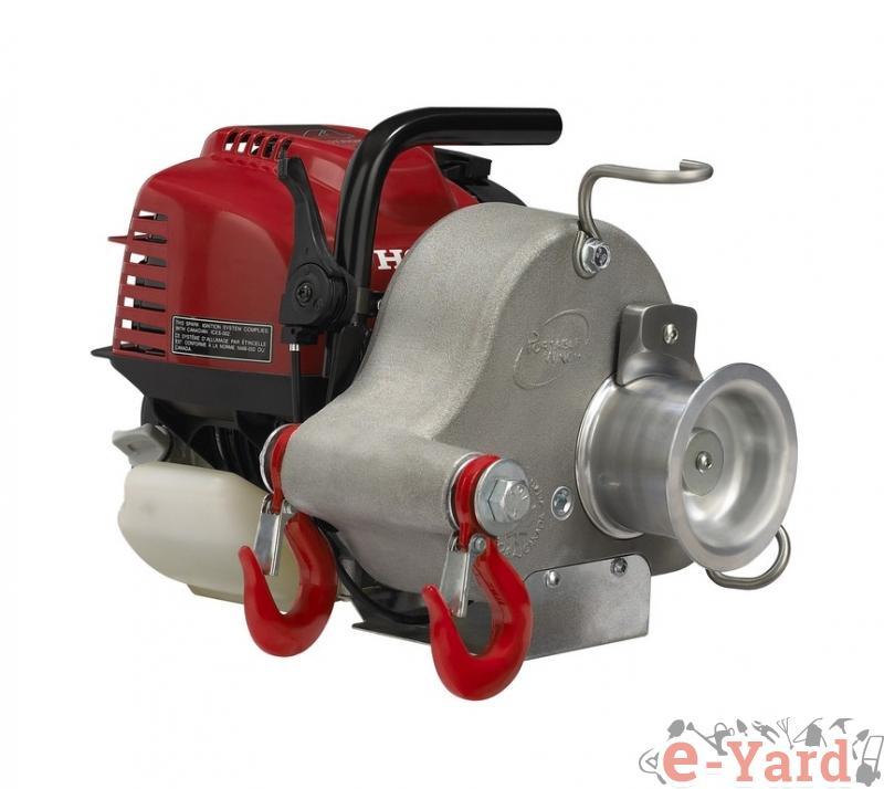 Портативна бензинова лебедка за теглене и вдигане PCW3000