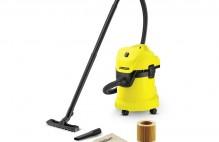 Мултифункционална прахосмукачка за мокро и сухо почистване Karcher WD 3