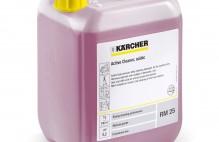 Активен почистващ препарат, кисел RM 25, 20л Karcher
