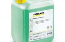 Активен почистващ препарат, неутрален RM 55, 10л Karcher