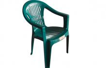 Пластмасов стол KARNAVAL Зелен