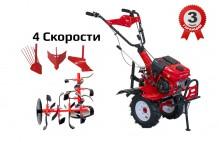 Мотофреза GardenMAX 1G-80F 4 скорости