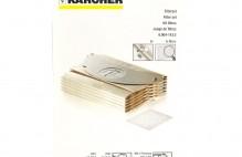 Хартиени филтърни торби Karcher 5бр. + 1 микрофилтър