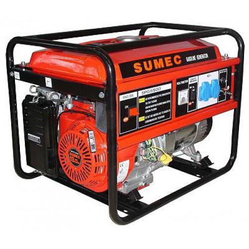 Бензинов генератор Sumec SPG 5000