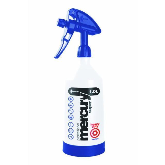 Пулверизатор за препарати Kwazar Mercury CleaningPro+ Alkaline 1L