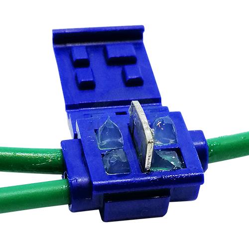 Конектор за ограничителен кабел Auto-Mow 100 бр.