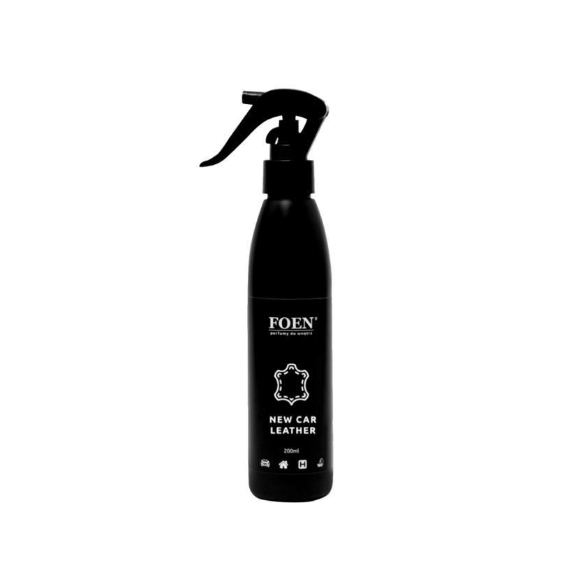 Професионален интериорен парфюм FOEN New car leather 200мл