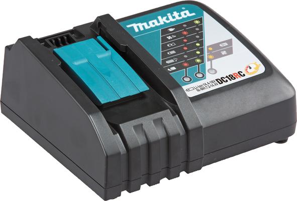 Зарядно устройство Makita DC18RC за Li-Ion батерии 18V