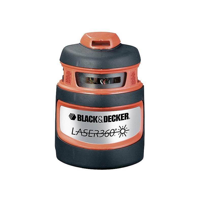 Лазерен нивелир Black & Decker LZR4