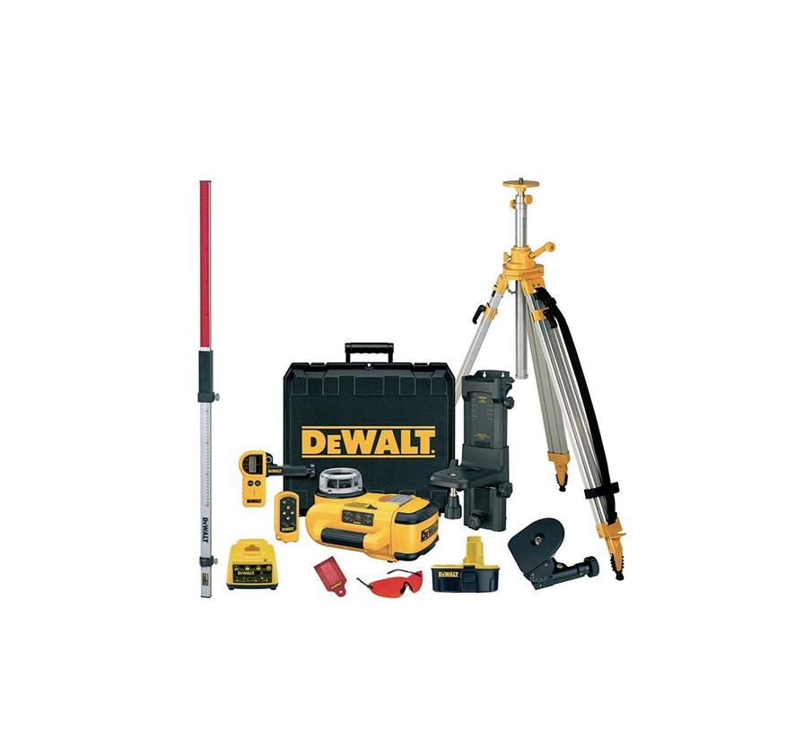 Лазерен нивелир DeWalt DW079PKH