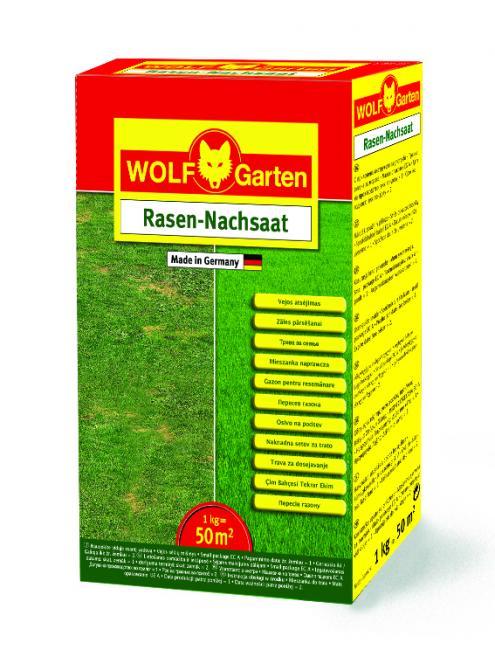Тревна смеска за подсяване WOLF Garten L-RV/100