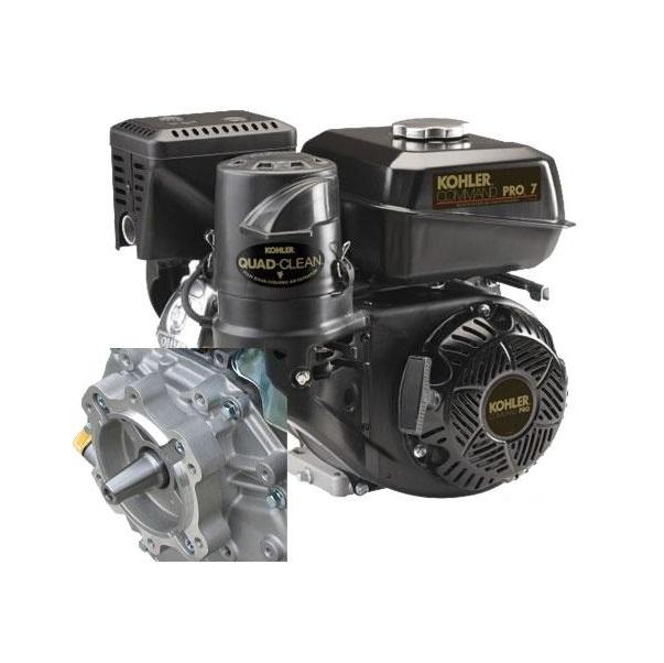 Двигател бензинов Kohler с цилиндричен вал 7 к.с
