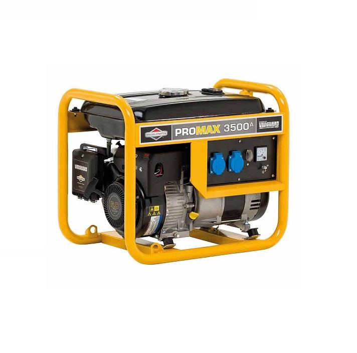 Бензинов генератор Briggs&Stratton Promax 3500A