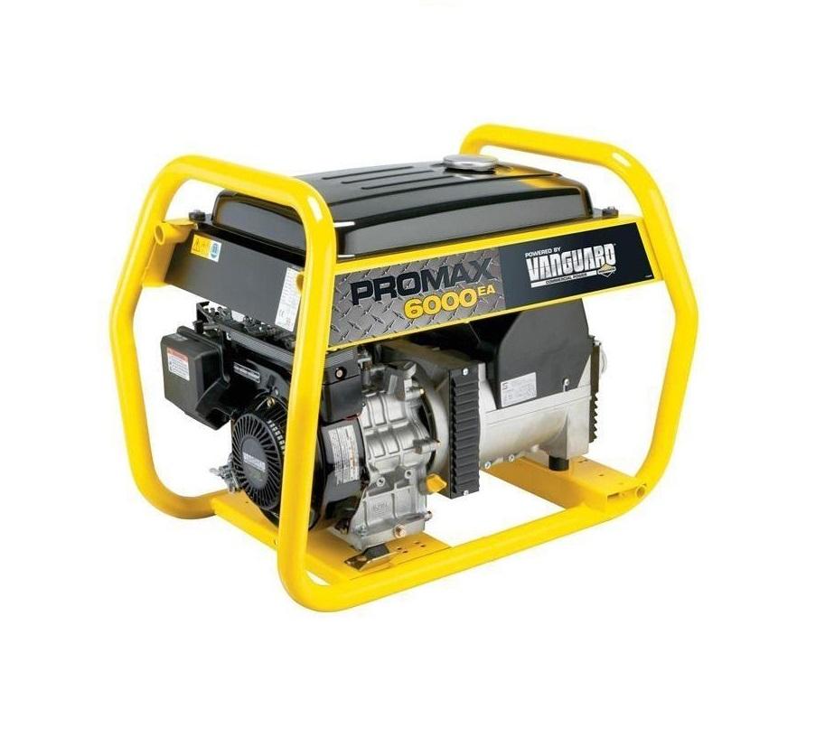 Бензинов генератор Briggs&Stratton PRO MAX 6000EA
