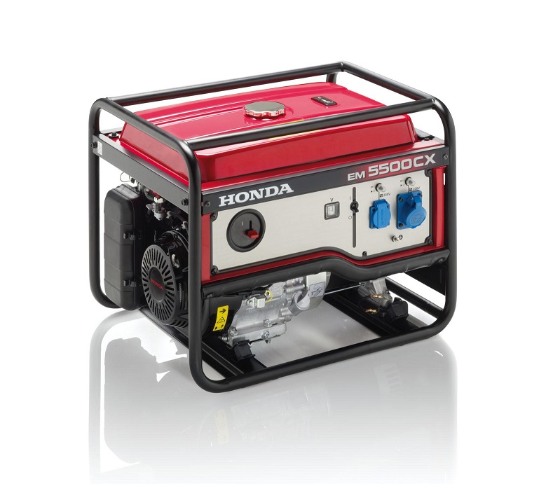 Генератор Honda EM 5500