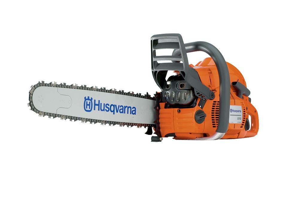 Моторен трион Husqvarna 570