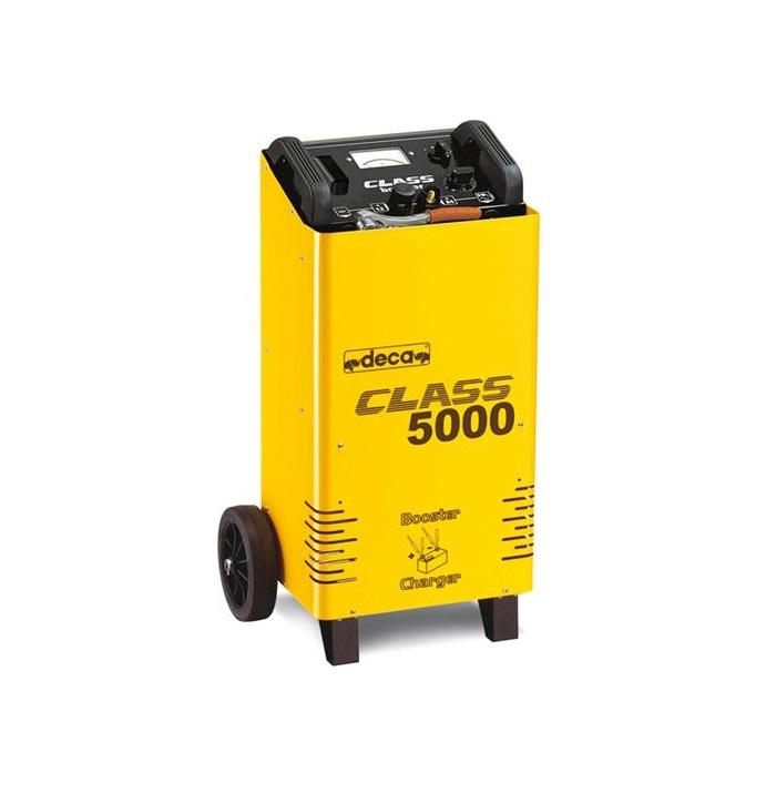 Стартова количка и зарядно Deca Class Booster 5000