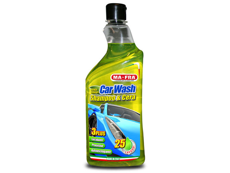 Шампоан MaFRA CAR WASH Shampoo & Cera
