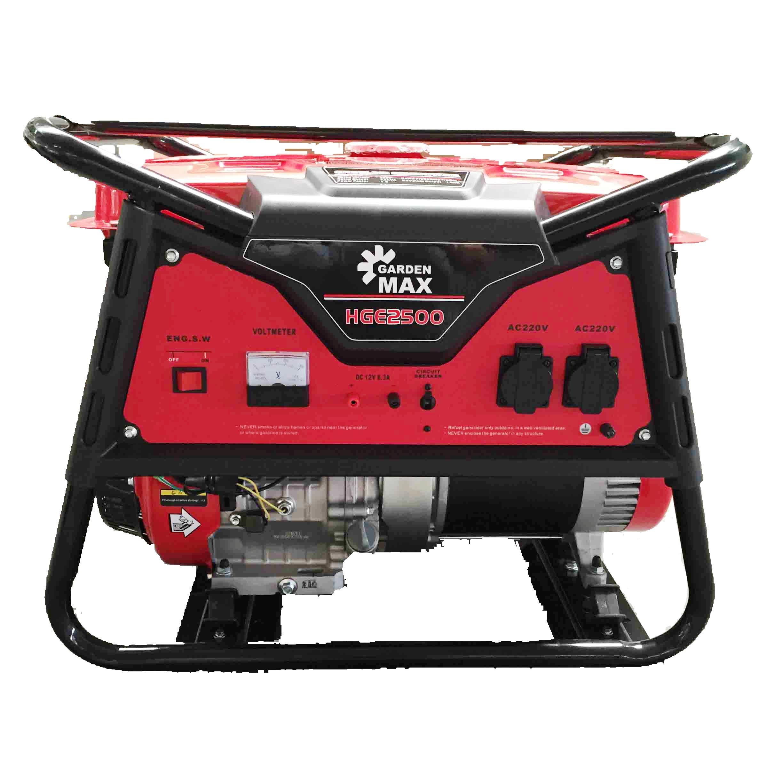 Генератор GardenMAX HGE2500 / 2.20 kW