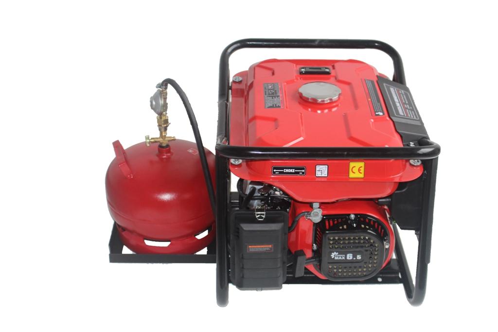 Генератор ГАЗ/Бензин GardenMAX HGE2500 / 2.20 kW