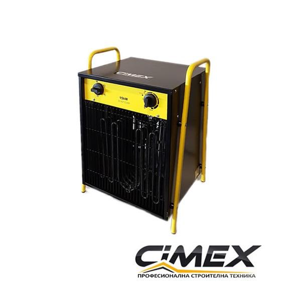 Електрически калорифер 15.0kW, CIMEX EL15.0