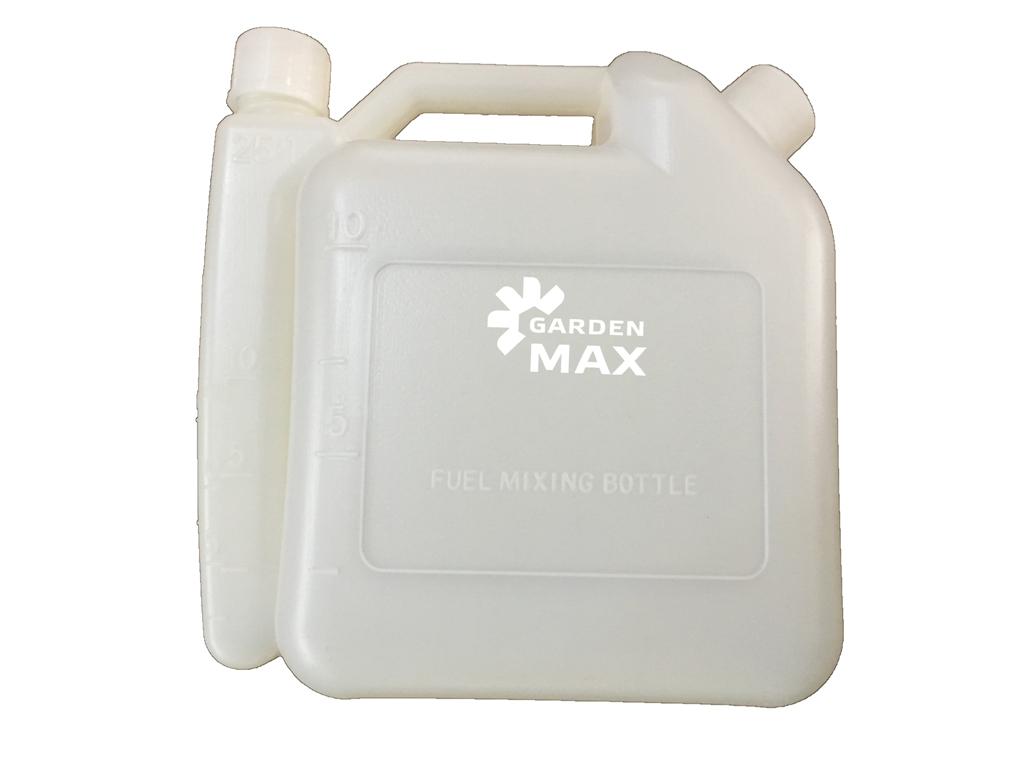 Смесителна туба 1л за 2 тактова смес GardenMAX