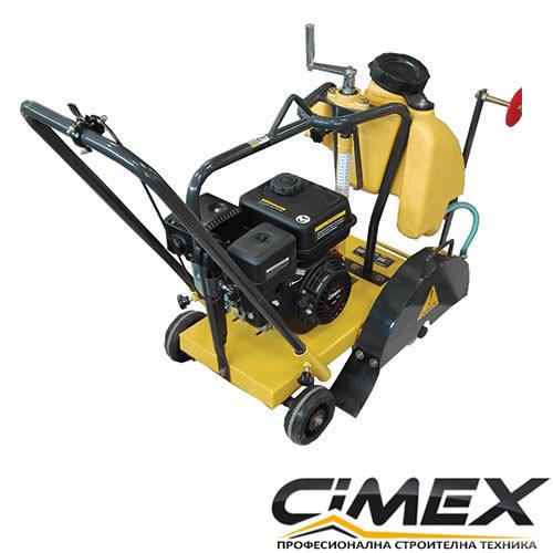 Фугорез количка CIMEX FS350