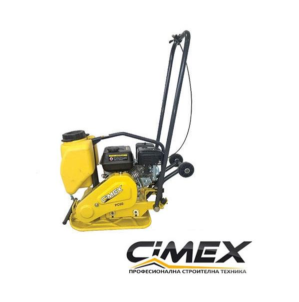 Виброплоча, преден ход CIMEX CP60