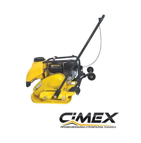 Виброплоча, преден ход CIMEX CP90