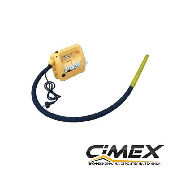 Вибратор за бетон, ф38 CIMEX VP3840