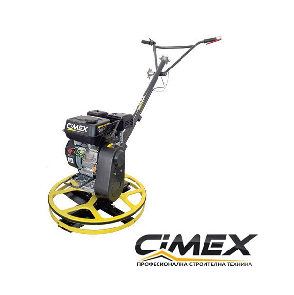 Пердашка за бетон 60 см, бензинова CIMEX PT600