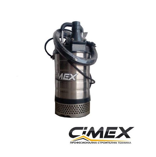 Потопяема водна помпа с поплавък CIMEX SPF2-22.27