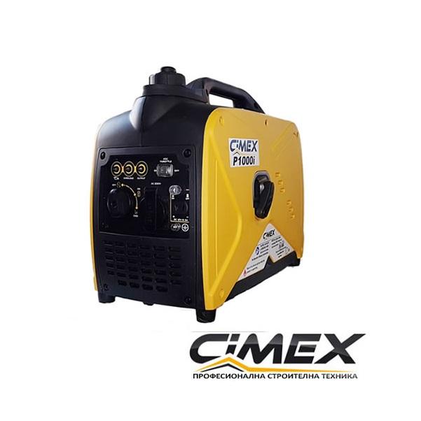 Инверторен генератор за ток CIMEX P1000i