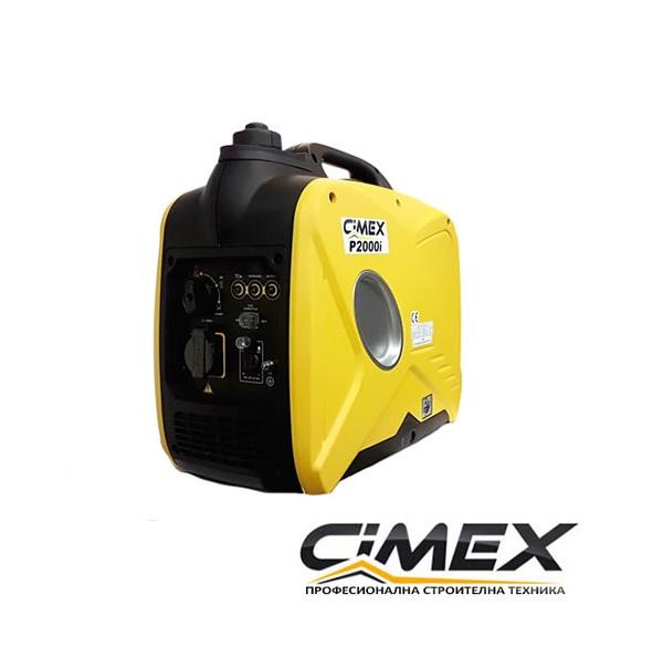 Инверторен генератор за ток CIMEX P2000i