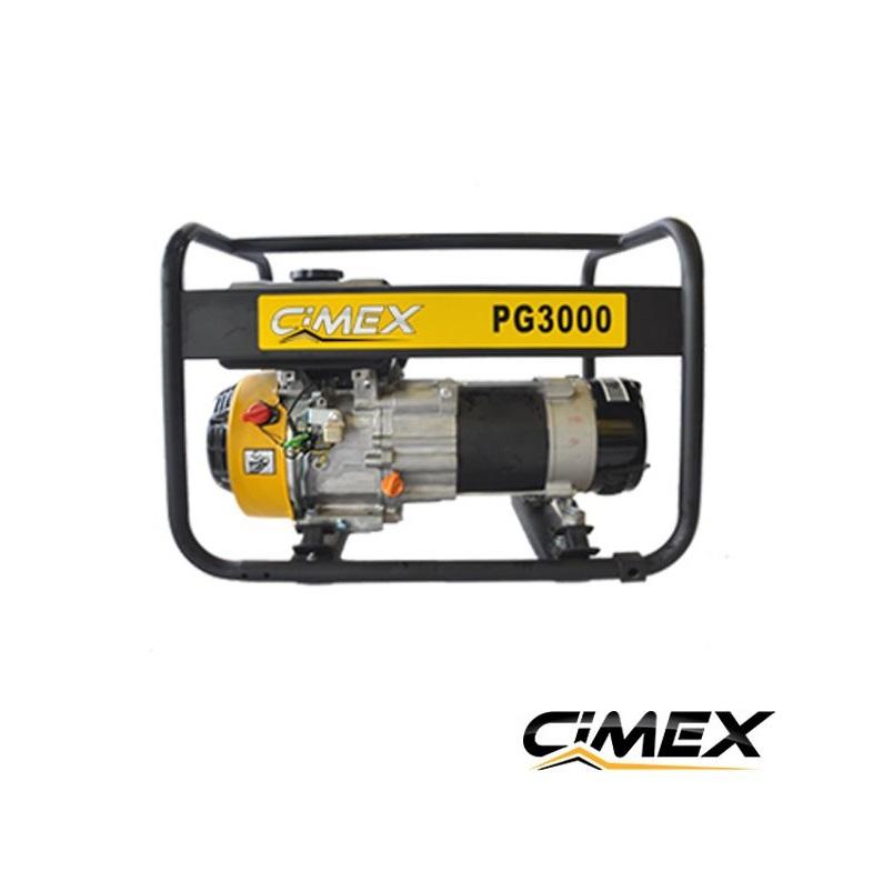 Монофазен генератор за ток CIMEX PG3000