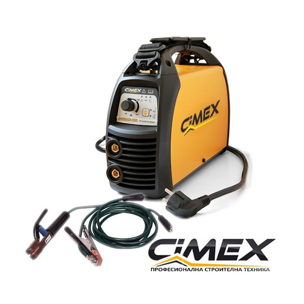 Инверторен електрожен CIMEX ARC200
