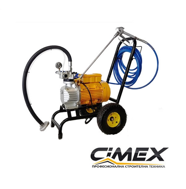 Машина за боядисване CIMEX X590