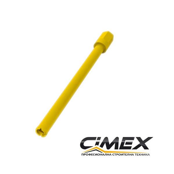 Диамантена боркорона за бетон CIMEX Ф 38 мм.