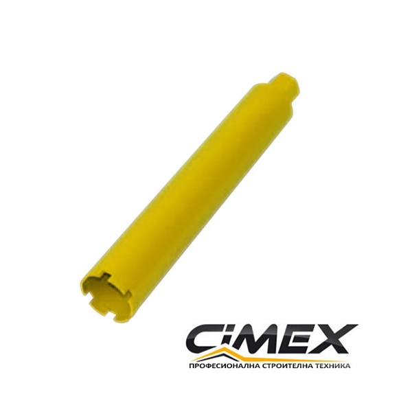 Диамантена боркорона за бетон CIMEX Ф 76 мм.