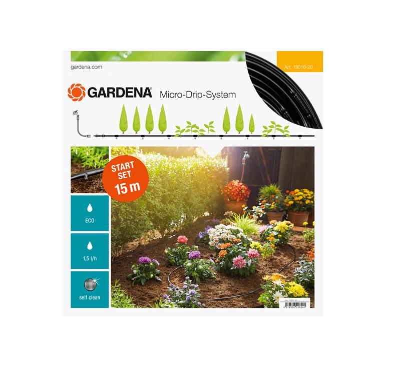 Комплект начален за редица растения S GARDENA (13010)