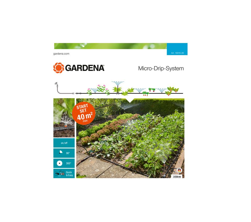 Начален комплект за насаждения Gardena (13015)